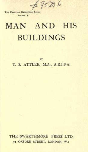 Download Man and his buildings