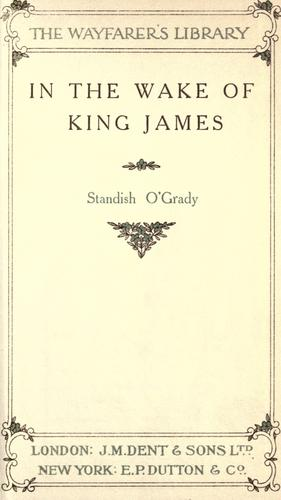 Download In the wake of King James