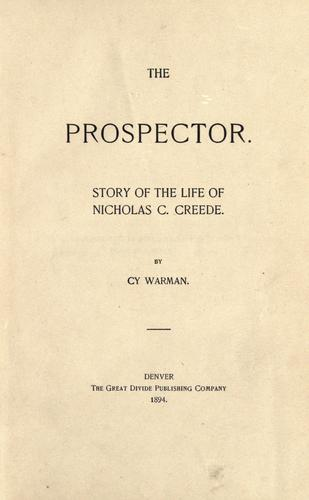 Download The  prospector