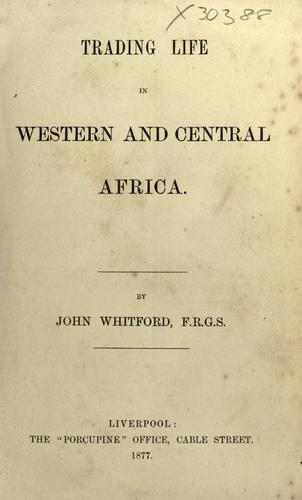 Trading life in western and central Africa