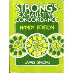 Download Strong's Exhaustive concordance