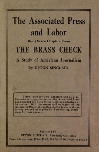 Download The Associated Press and labor