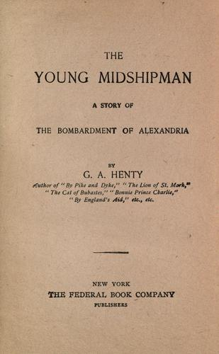 Download The young midshipman