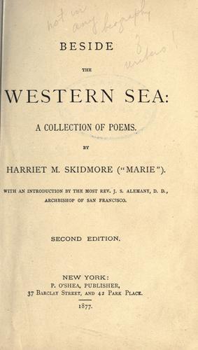 Beside the western sea
