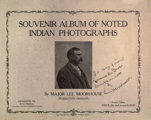 Download Souvenir album of noted Indian photographs