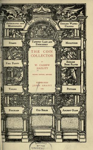 The coin collector.