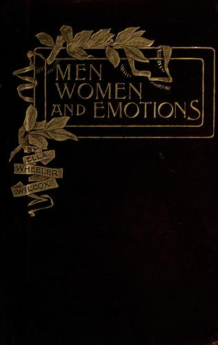 Download Men, women and emotions