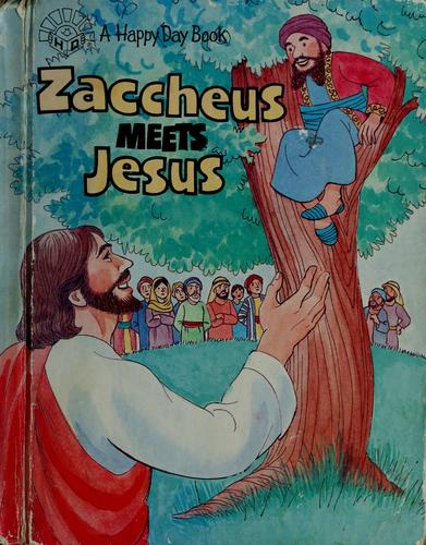 Zaccheus meets Jesus