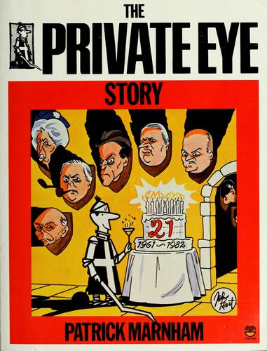 The Private eye story