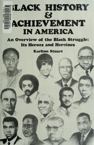 Black history & achievement in America