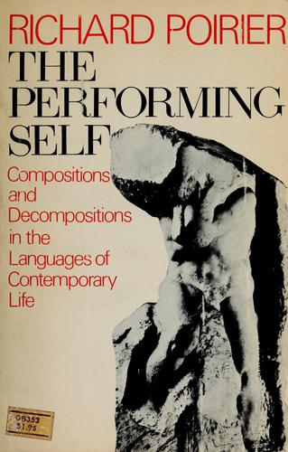 Download The performing self
