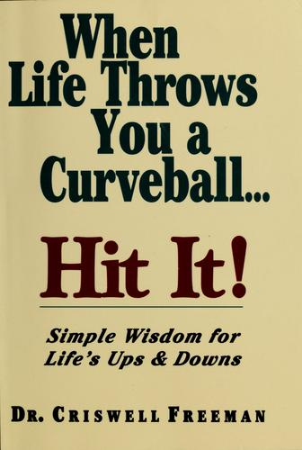 Download When Life Throws You a Curveball, Hit It