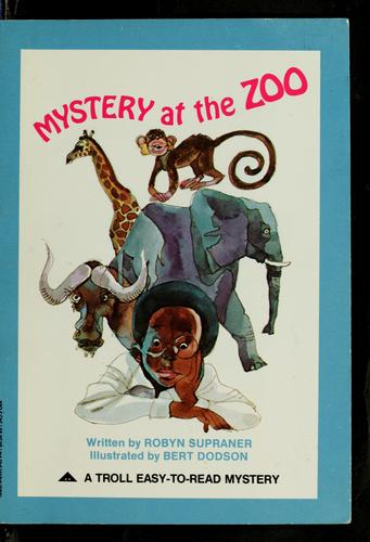 Download Mystery at the zoo