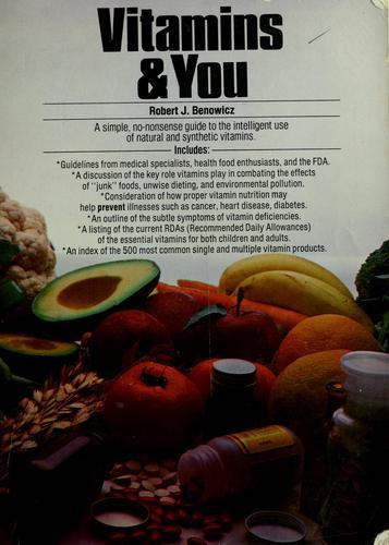 Vitamins & you