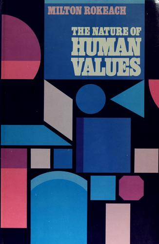 Download The nature of human values.
