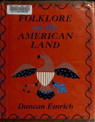 Download Folklore on the American land.