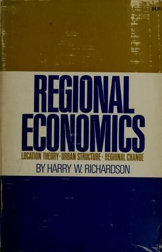 Download Regional economics