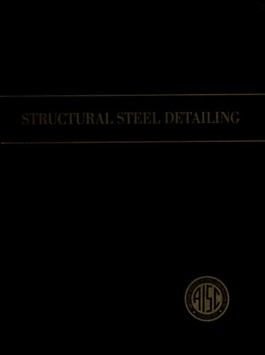 Download Structural steel detailing.