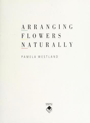 Download Arranging Flowers Naturally
