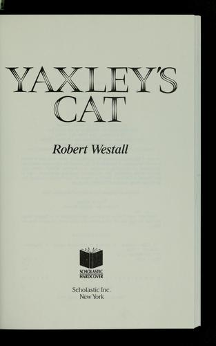 Download Yaxley's cat