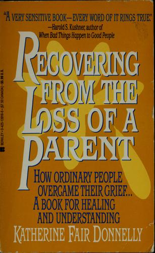 Download Recovering from the loss of a parent