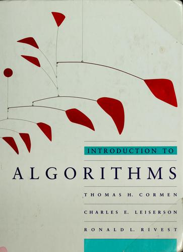 Download Introduction to Algorithms