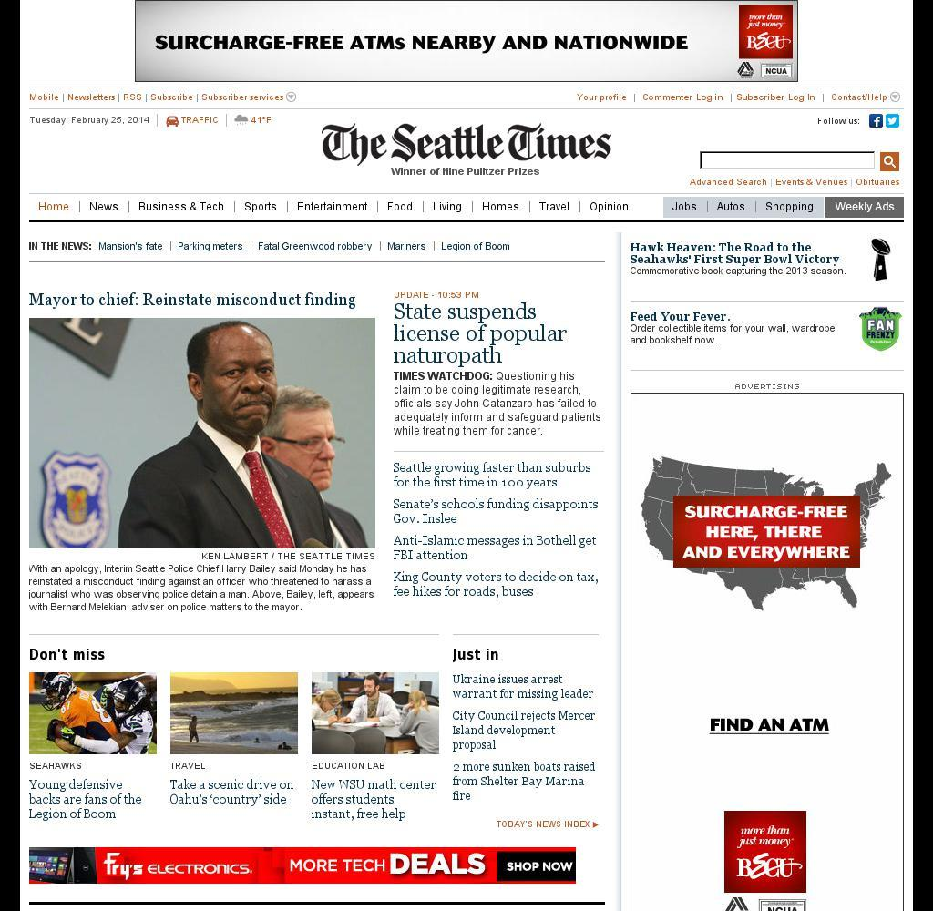 The Seattle Times