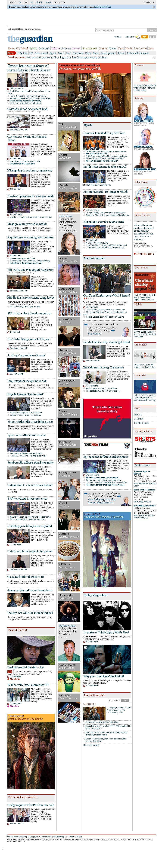 The Guardian at Friday Dec. 13, 2013, 9:06 p.m. UTC