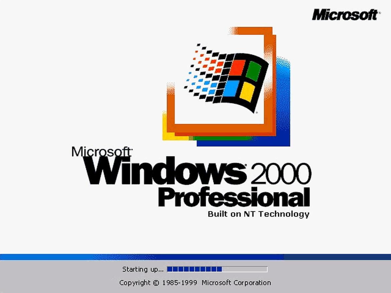Microsoft Windows 20 [Professional + Server + Advanced Server + ...