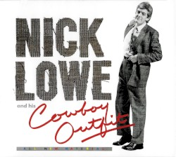 Happy Music - Nick Lowe - Half A Boy And Half A Man - 1984