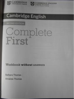 English Complete First Certificate Workbook Pdf Armando Free Download Borrow And Streaming Internet Archive