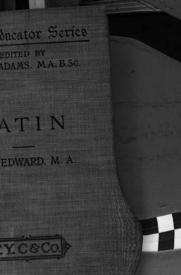 Self-education In Latin by