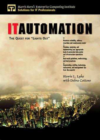 IT automation by Howie Lyke