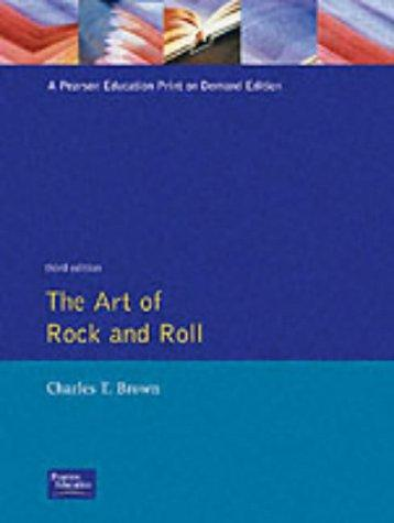 The art of rock and roll