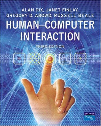 Human-computer interaction by