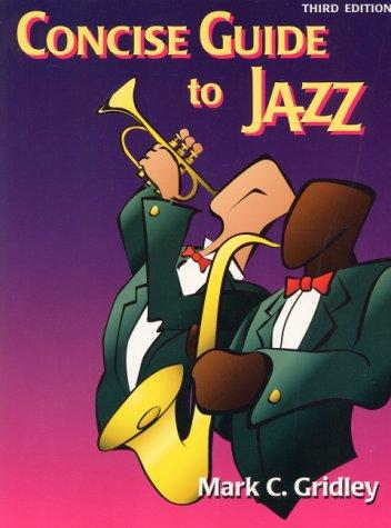 Concise Guide to Jazz (3rd Edition)