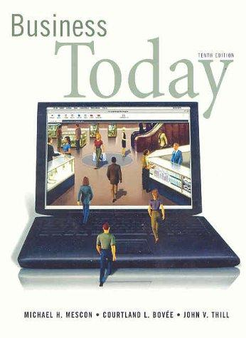 Business Today (10th Edition)