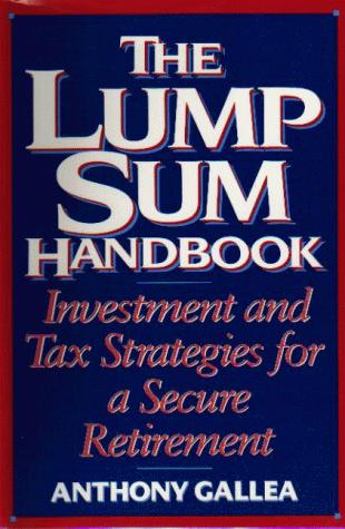 The lump sum handbook by Anthony Gallea