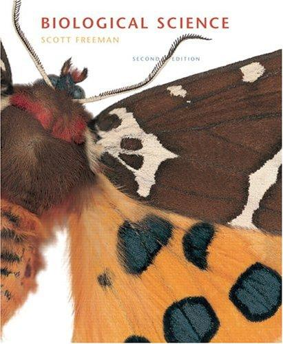 Biological Science (2nd Edition) by Scott Freeman