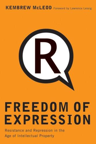 Freedom of expression® by Kembrew McLeod