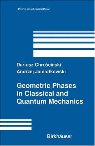 Geometric phases in classical and quantum mechanics by