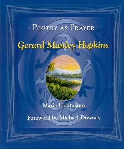 Poetry as prayer by Maria R. Lichtmann