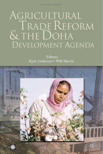 Agricultural trade reform and the Doha development agenda by