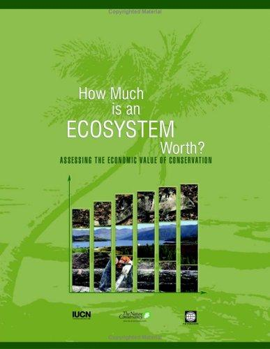 How much is an ecosystem worth? by