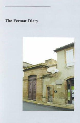 The Fermat Diary by C. J. Mozzochi