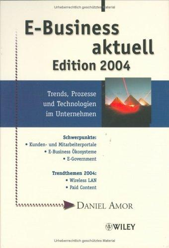 E-Business Aktuell by Daniel Amor
