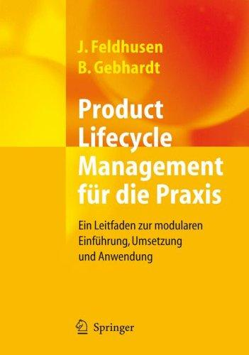 Product-Lifecycle-Management fu r die Praxis by