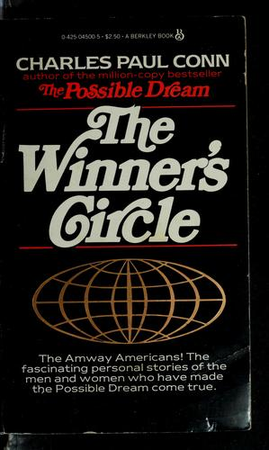 The winner's circle by Charles Paul Conn