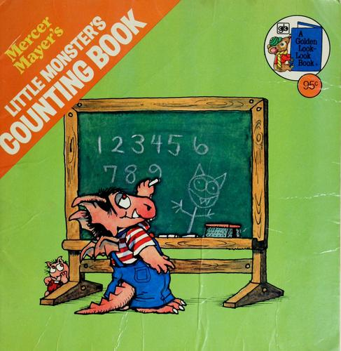 Little monster's counting book by Mercer Mayer