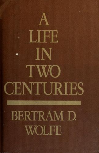 A life in two centuries